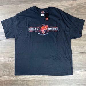 NWT Harley-Davidson Chattahoochee 2XL
